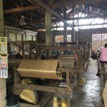 ドゥマゲティの手織り布工房