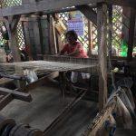 ドゥマゲティの手織り布