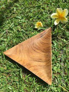 三角トレイ
